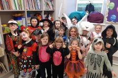 Junior Room Halloween